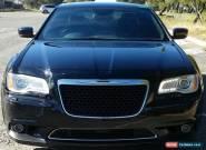 2014 CHRYSLER 300 SRT-8 V8 6.4L HEMI AUTO LIGHT DAMAGED REPAIRABLE DRIVES for Sale