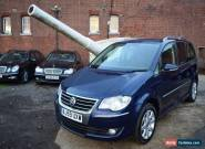 2009 Volkswagen Touran 2.0 TDI Sport MPV 5dr (7 Seats) for Sale