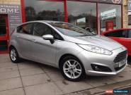 2014 FORD FIESTA 1.0 EcoBoost Zetec 5dr for Sale