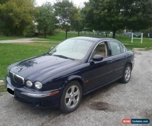 Classic 2002 Jaguar X-Type for Sale