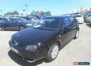 2001 Volkswagen Golf GTi Black Manual 5sp M Hatchback for Sale