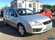 Ford Focus Sport 5dr PETROL MANUAL 2006/06 for Sale