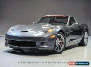 2009 Chevrolet Corvette Z06 Coupe 2-Door for Sale