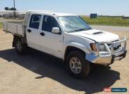2008 HOLDEN COLORADO 4X4 DUAL CAB LX RC 3.0DT M LIGHT DAMAGE REPAIRABLE DRIVES for Sale