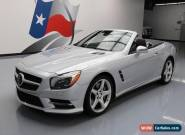 2013 Mercedes-Benz SL-Class Base Convertible 2-Door for Sale