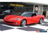 Classic 2006 Chevrolet Corvette Base Coupe 2-Door for Sale