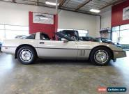 1986 Chevrolet Corvette Base Hatchback 2-Door for Sale