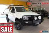 Classic 2011 Volkswagen Amarok 2H TDI400 4MOT White Manual M Dual Cab Utility for Sale