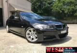 Classic 2007 BMW 320i E90 Executive Black Automatic 6sp A Sedan for Sale