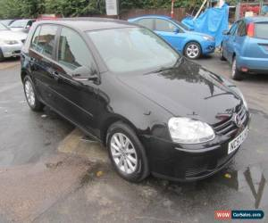 Classic Volkswagen Golf S TDi 5dr DIESEL MANUAL 2007/57 for Sale