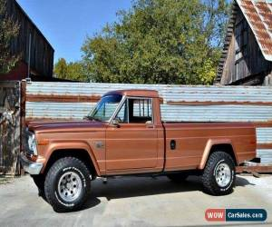 Classic 1983 Jeep Other Base Standard Cab Pickup 2-Door for Sale