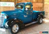 Classic 1938 Chevrolet Other Pickups 2 DOOR TRUCK for Sale