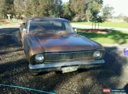 FORD FALCON XT 1969 UTE UTILITY RESTORATION PROJECT for Sale
