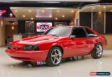 Classic 1990 Ford Mustang LX Hatchback 2-Door for Sale