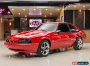 1990 Ford Mustang LX Hatchback 2-Door for Sale