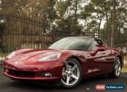 2007 Chevrolet Corvette Base Coupe 2-Door for Sale
