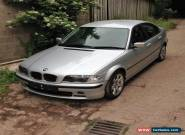 2000 BMW 320D SE SILVER for Sale