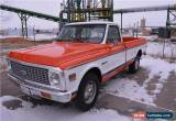 Classic 1972 Chevrolet Other Pickups Custom Deluxe for Sale