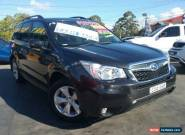 2013 Subaru Forester MY13 2.5I-L Grey Automatic A Wagon for Sale