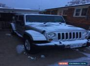 Jeep: Wrangler Wrangler jk unlimited 4 door for Sale