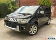 2008 Mitsubishi Delica D5 Black Automatic 6sp A Van for Sale