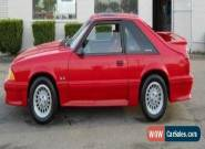 1990 Ford Mustang GT for Sale