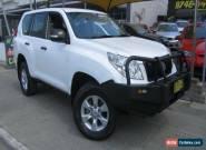 2013 Toyota Landcruiser Prado KDJ150R MY14 GX (4x4) White Automatic 5sp A Wagon for Sale