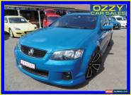2011 Holden Commodore VE II SS Blue Automatic 6sp A Sedan for Sale