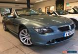 Classic 2006 BMW 6 Series 3.0 630i Sport 2dr for Sale
