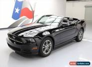 2013 Ford Mustang Base Convertible 2-Door for Sale