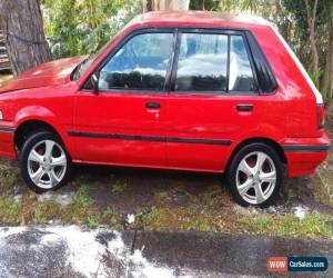 Classic Holden Astra ld 1.8 Litre 1989 Model No Rego for Sale