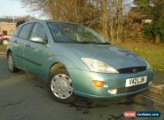 2000 V FORD FOCUS 1.8 GHIA 5D 113 BHP for Sale