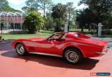 Classic 1972 Chevrolet Corvette 2 Door Coupe with T-Top for Sale