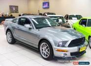 2007 Ford Mustang GT Grey Manual M Coupe for Sale
