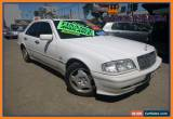 Classic 1999 Mercedes-Benz C200 W202 Classic Automatic 5sp A Sedan for Sale
