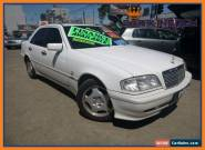 1999 Mercedes-Benz C200 W202 Classic Automatic 5sp A Sedan for Sale