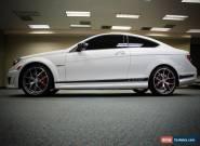 2014 Mercedes-Benz C-Class Base Coupe 2-Door for Sale