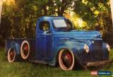 Classic 1941 Chevrolet Other Pickups for Sale