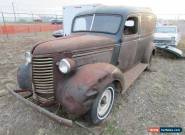 1939 Chevrolet Other Pickups na for Sale