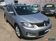 2007 Mazda CX-7 ER Luxury (4x4) Silver Automatic 6sp A Wagon for Sale