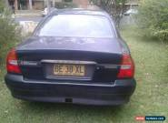 1999 Mitsubishi Magna Sedan 3.5L V6 for Sale