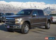 2015 Ford F-150 LARIAT for Sale