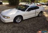 Classic 1997 Ford Mustang Base Coupe 2-Door for Sale