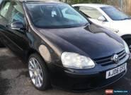 2006 Volkswagen Golf 1.4 S 5dr for Sale