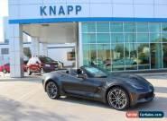 2017 Chevrolet Corvette 2LT CONVERTIBLE for Sale