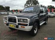 1995 Toyota Landcruiser GXL (4x4) Grey Automatic 4sp A Wagon for Sale