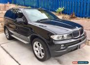 BMW X5 2006 TOP OF THE RANGE TURBO DIESEL  for Sale