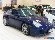 2001 Porsche 911 996 Turbo (4WD) Midnight Blue Automatic 5sp A Coupe for Sale