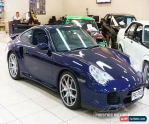 Porsche 996 turbo for sale australia