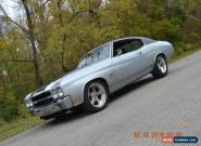 1970 Chevrolet Chevelle 2 DOOR HARDTOP for Sale